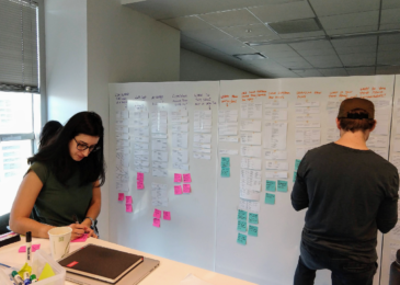 Building a research team